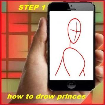 How to Draw Princess poster