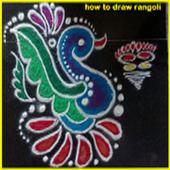How to Draw Rangoli icon