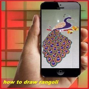How to Draw Rangoli apk screenshot