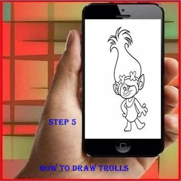 Draw a Troll apk screenshot