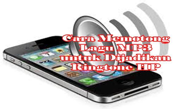 Cara Mudah Membuat Ringtone dengan Mp3 di Android screenshot 2