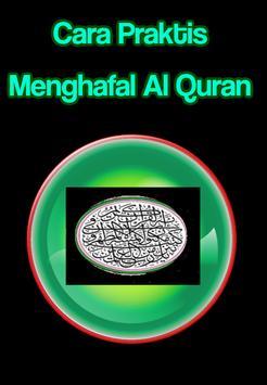 PRAKTIS MENGHAFAL AL QURAN poster