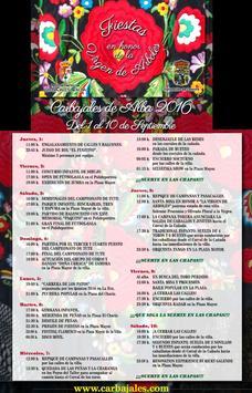 Carbajales Fiestas 2017 apk screenshot