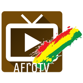 AfroTV Live icon