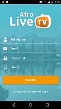 AfroTV Live screenshot 2