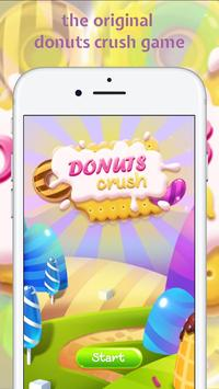 Donuts Crush poster