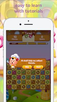 Donuts Crush screenshot 2