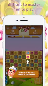 Donuts Crush screenshot 3
