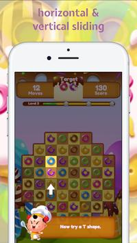 Donuts Crush screenshot 4