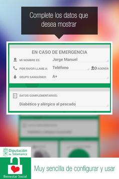 Infoasistencia screenshot 2