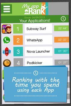 My App Rank :: MyAppRank apk screenshot