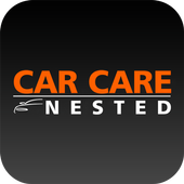 Car Care Nested-icoon