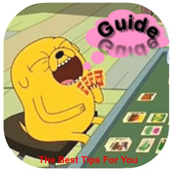 Guide Card Wars Adventure Time poster