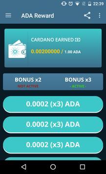 ADA Reward screenshot 1
