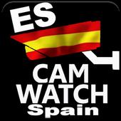 New Motorway Cam Watch ES icon