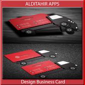 Design Business Card icon