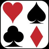 Flip A Card icon