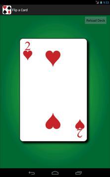 Flip A Card poster