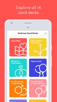 Gottman Card Decks poster