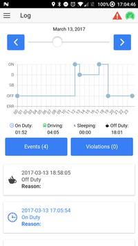 Fleet Connect screenshot 1