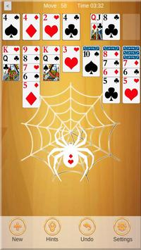 Spider Solitaire 2020 screenshot 4