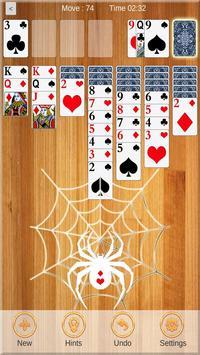 Spider Solitaire 2020 screenshot 6