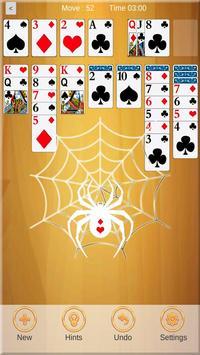 Spider Solitaire 2020 screenshot 7