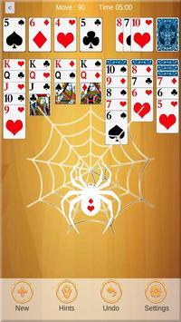 Spider Solitaire 2020 screenshot 1