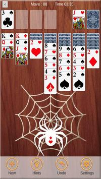Spider Solitaire 2020 screenshot 3