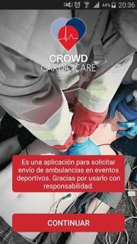 Crowd Cardiocare apk screenshot