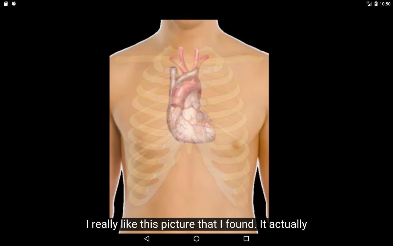 Anatomía del sistema cardiovascular Descarga APK - Gratis Medicina ...