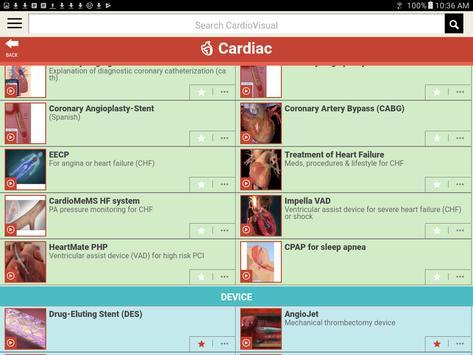 CardioVisual: Heart Health Built by Cardiologists apk screenshot