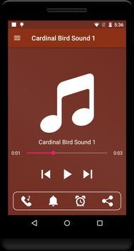 Cardinal Bird Sounds screenshot 1