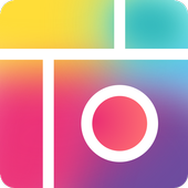 Pic Collage - Photo Editor with Holiday Stickers icon