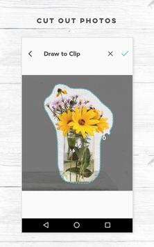 Pic Collage - Photo Editor with Holiday Stickers apk screenshot