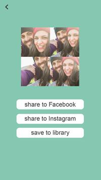 Selfie Grid apk screenshot