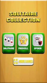 Solitaire Collection poster