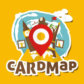 CardMap, tourist guides & WOW! icon