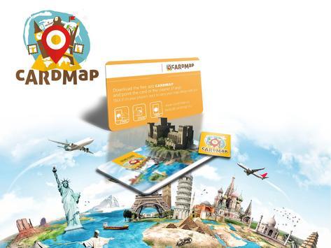 CardMap, tourist guides & WOW! screenshot 5