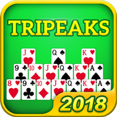 Solitaire TriPeaks - Best Card Games Carta Free icon