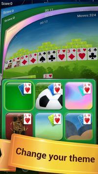 Solitaire TriPeaks - Best Card Games Carta Free screenshot 4