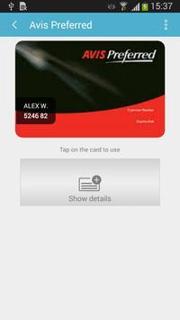 CardMobili screenshot 3