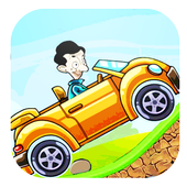 Car Driving for Mr. beans icon