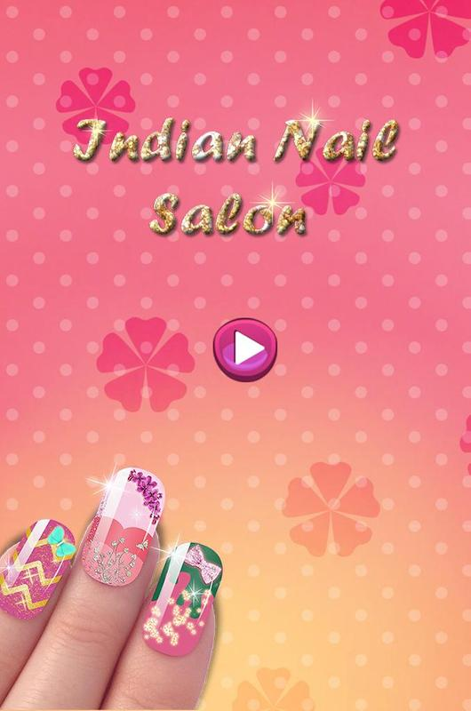 Indian Nail Art Salon Game APK Download - Free Casual GAME for ...