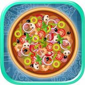 Kitchen Pizza Maker kids Game icon