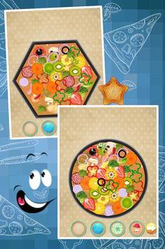 Kitchen Pizza Maker kids Game apk screenshot