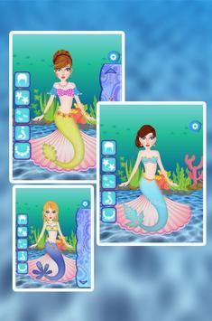 Mermaid Princess Makeup Salon apk screenshot