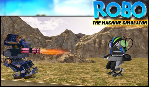 ROBO The Machine Simulator screenshot 3