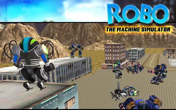 ROBO The Machine Simulator screenshot 7