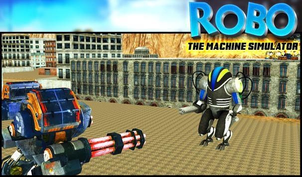 ROBO The Machine Simulator screenshot 4